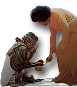 Sai Servicing Needy